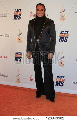 LAS VEGAS - APR 15:  Nick Chavez at the  23rd Annual Race To Erase MS Gala at the Beverly Hilton Hotel on April 15, 2016 in Beverly Hills, CA