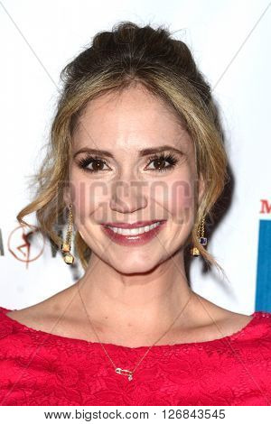 LAS VEGAS - APR 17:  Ashley Jones at the Milk + Bookies Story Time Celebration at the California Market Center on April 17, 2016 in Los Angeles, CA