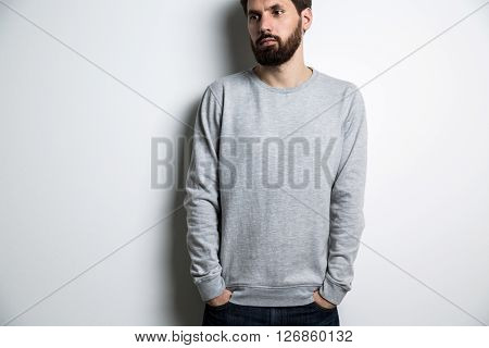 Young Man Long Sleeves