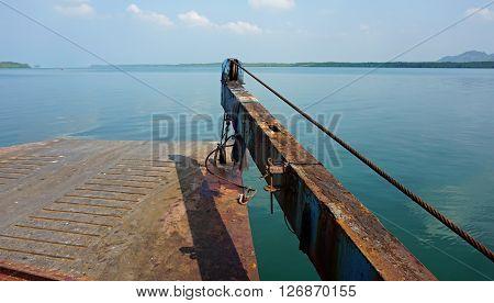 Rotten Ferry