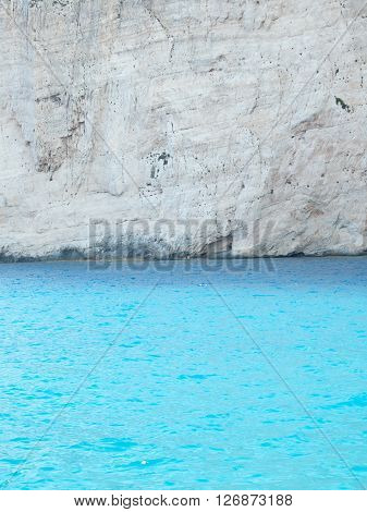 Navadzhio Beach (the island of sunken ships) Zakynthos Ionian Islands
