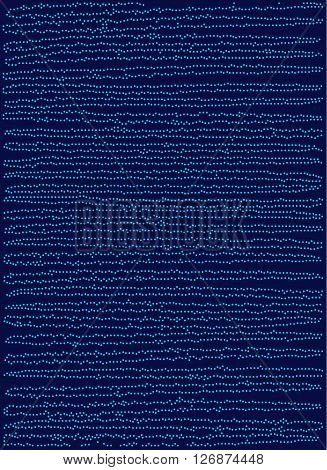 blue dotted lines pattern background iover deep blue