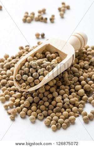 White Peppercorn Seeds