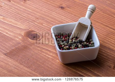 Color Peppercorn Seeds