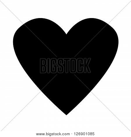 an images of Heart icon Illustration design