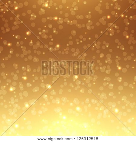 Fiery abstract background vector with bright flashes