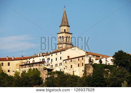 Vrsar/Orsera (Venetian: Orsera) is a village in Istria Croatia. Church