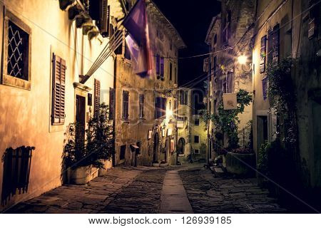 Groznjan (Italian: Grisignana) is a settlement and municipality in Croatia.