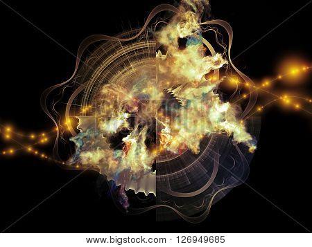 Abstract Visualization Burst