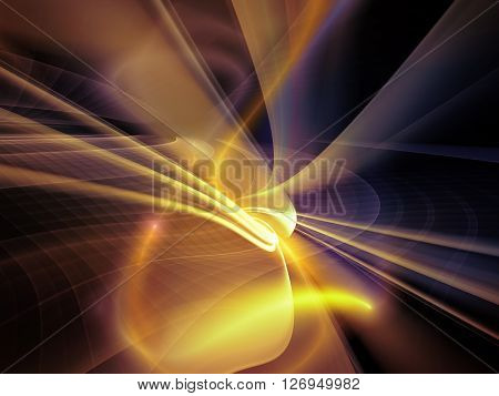 Acceleration Of Light Waves