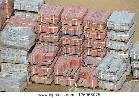 Paving Stone Stack