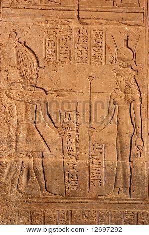Osiris e Isis