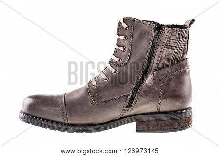 Fashion Brown Boot