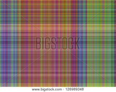 Plaid or tartan with retro color pattern background