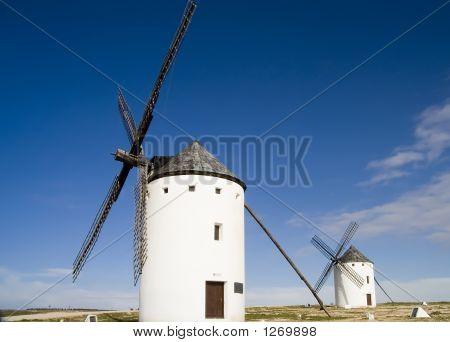 Old Windmills 2