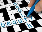 image of mental_health  - crossword  - JPG