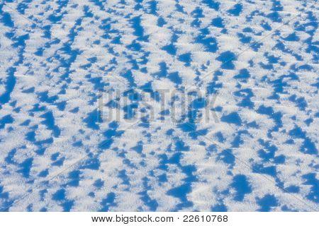 Snow Background Texture Pattern