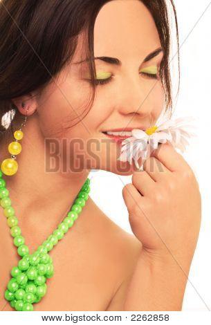 Glamorous Brunette
