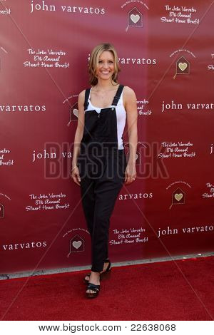 LOS ANGELES - MAR 13:  Kadee Strickland arriving at the John Varvatos 8th Annual Stuart House Benefit at John Varvaots Store on March 13, 2011 in Los Angeles, CA