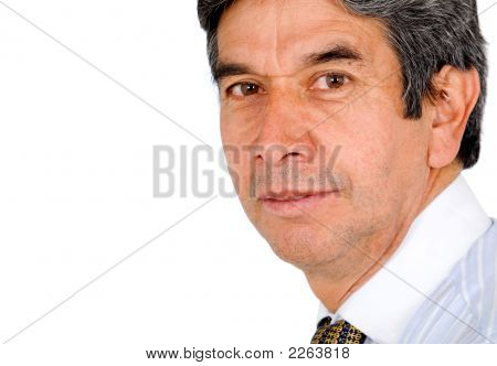 Business Man Portrait - Senior