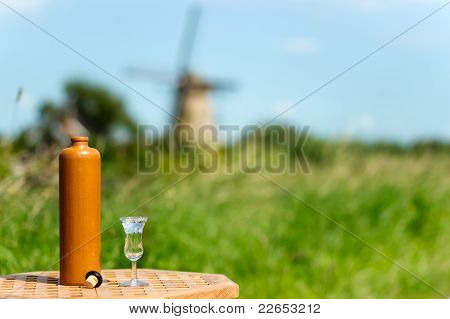 Jenever The National Drink In Holland (eu)