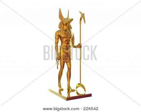 Golden Anubis