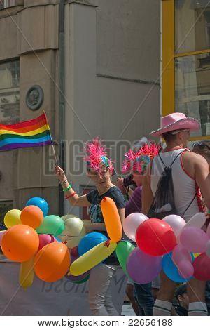 Prague Pride Parade 2011
