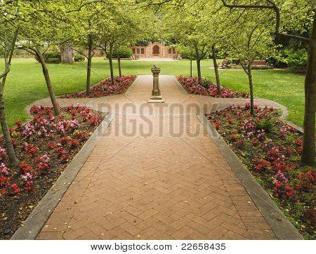 Shakespeare Garden, San Francisco