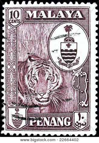 Federation Of Malaya, State Of Penang