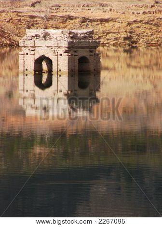 Submerged Church