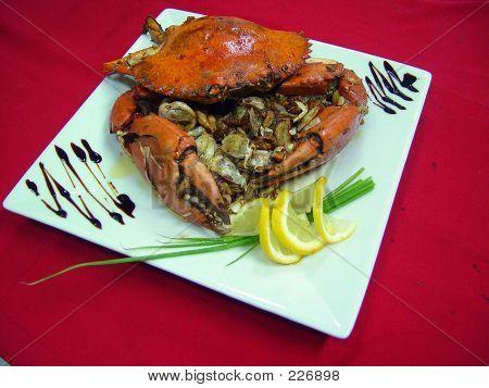 Crab Cuisine
