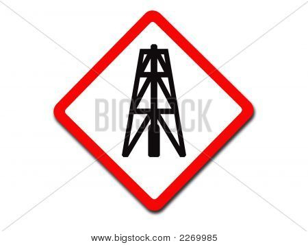 Oil Sign
