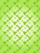 Saint Patricks Day Background poster