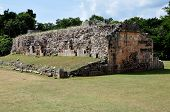 Maya Ball Court - Uxmal