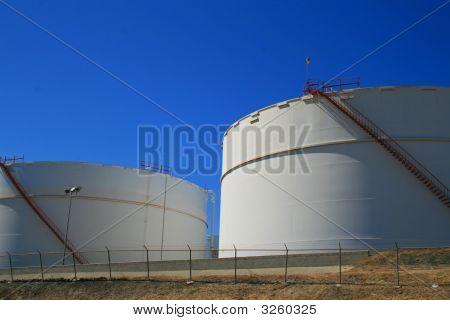Tanques de almacenamiento de aceite