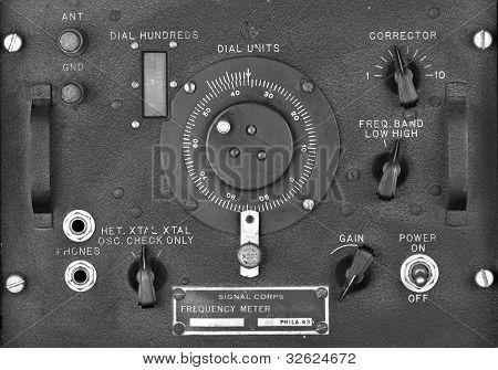 Army Gear Control Panel