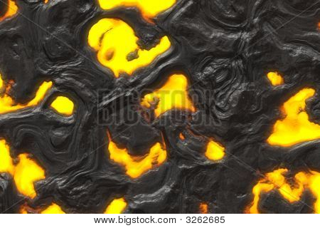 Hot Magma