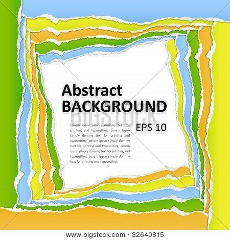Vector Background Paper