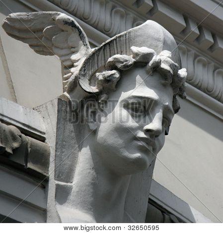 Hermes (latin: Mercurius)
