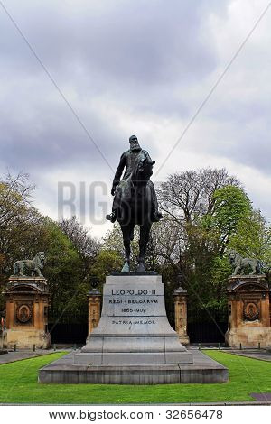 Leopold II King of Belgium