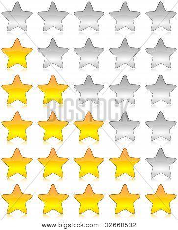 Rating Stars Survey
