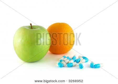 Fruits And Pills