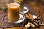 picture of infusion  - Masala chai  - JPG
