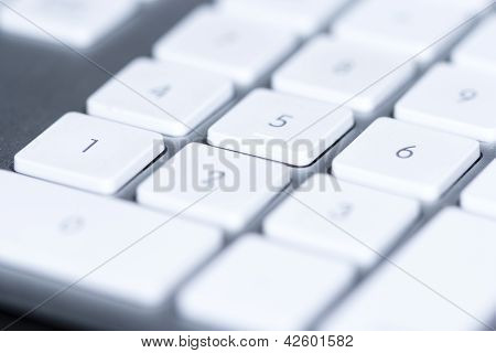 Computer Keyboard Numbers