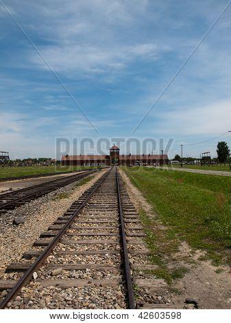 Auschwitz- Birkenau Poland
