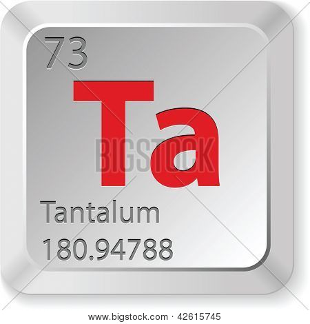 tantalum element