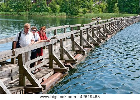 Old Pontoon Bridge