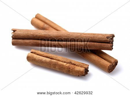 Dried cannelle sticks