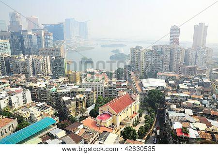 Sunrise In Macau