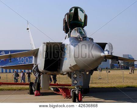 Fighter Mig-31